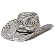 American Hat Co 20X 5510 CoolHand Luke Straw Cowboy Hat 3e6f2b3b4f38