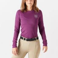 5ac716810975d Noel Asmar Sustainable Long Sleeved Logo Tee - DEAL!