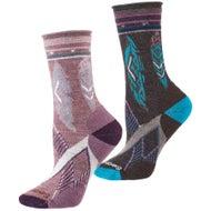 10c8ce77b SmartWool Women s Feather Dream Non-Binding Crew Socks