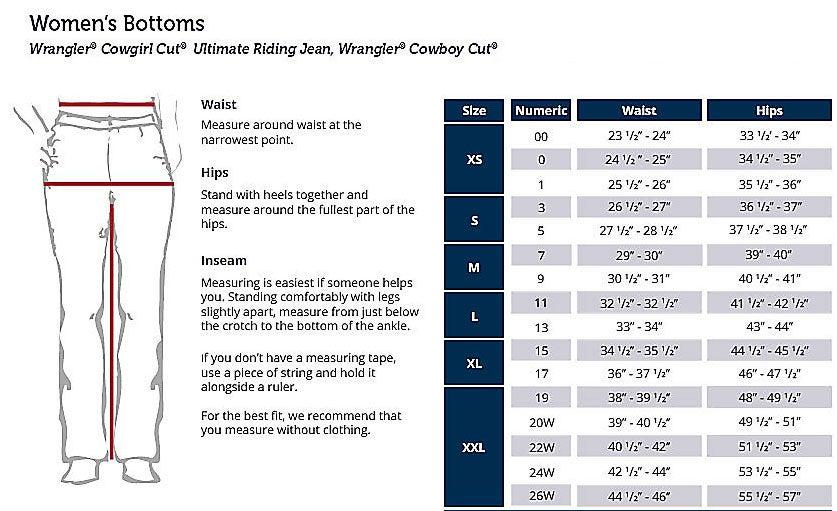 Wrangler Women S 4h Ffa White Denim Jeans Riding Warehouse