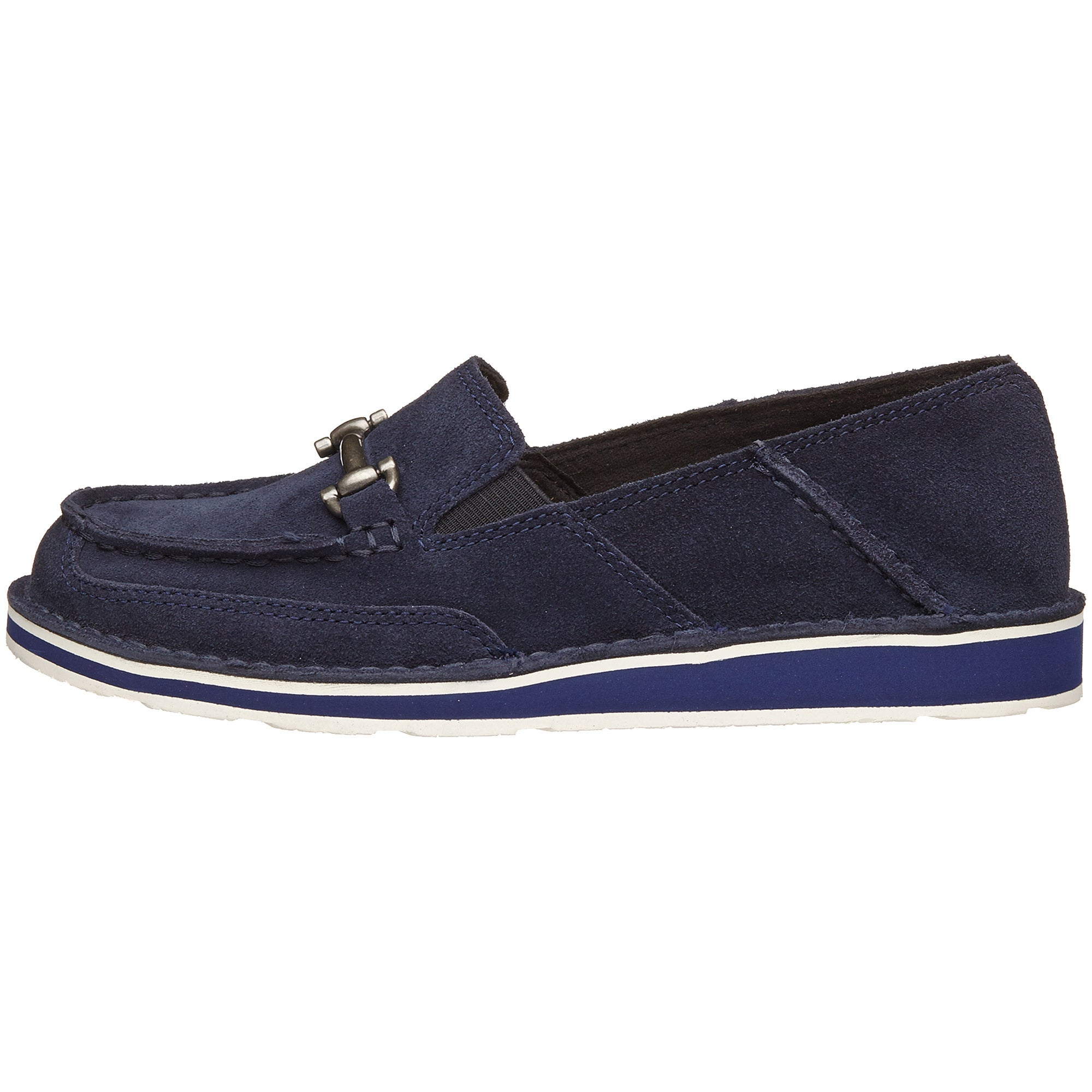 00e10a05350 Ariat Bit Cruiser Women s Shoes- Navy. view large. 360 View