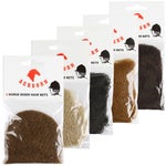 Aerborn Durable Heavy Weight Hair Nets 2-Pack