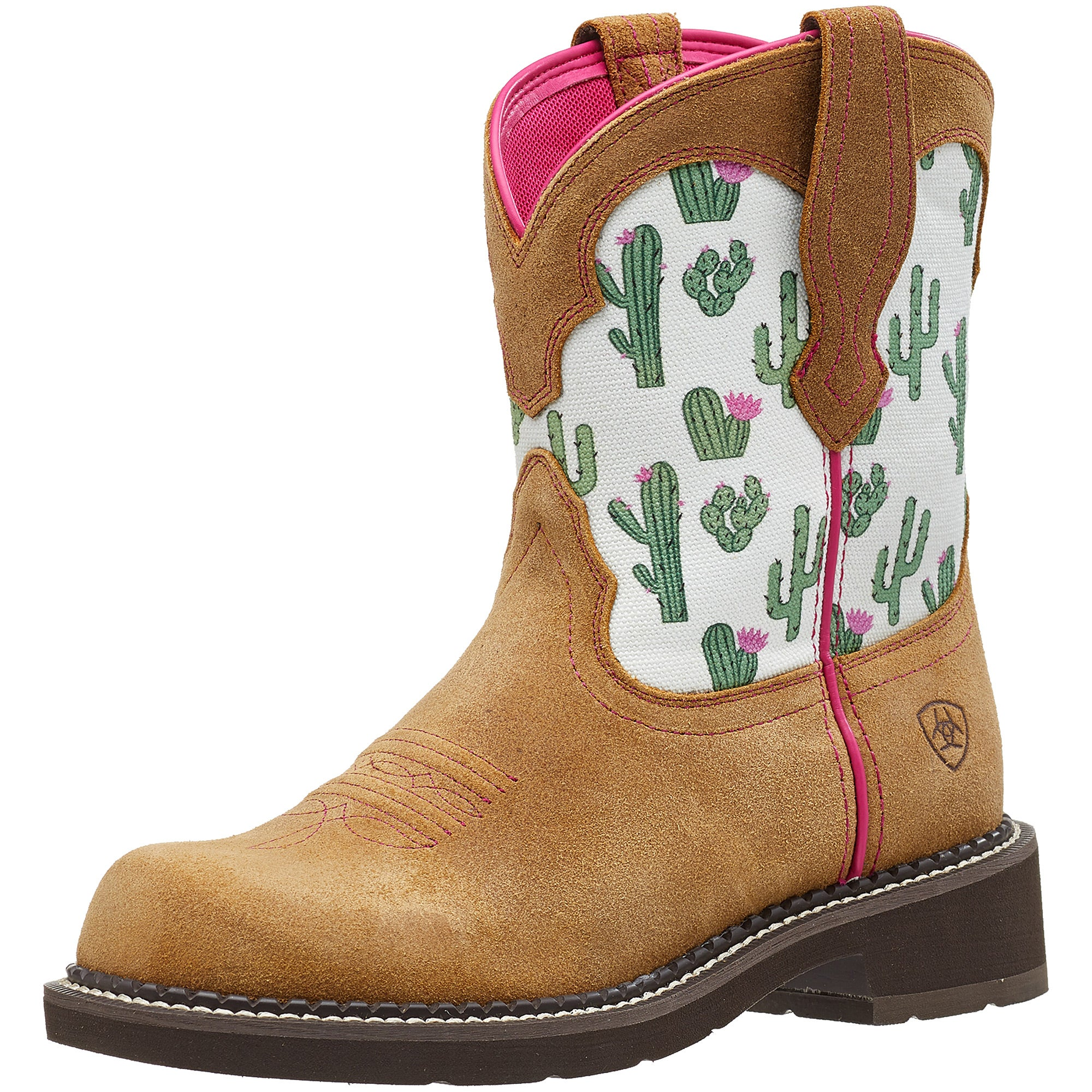 3fb7f493f21 Ariat Fatbaby Heritage Cactus Women's Cowboy Boots - Riding Warehouse