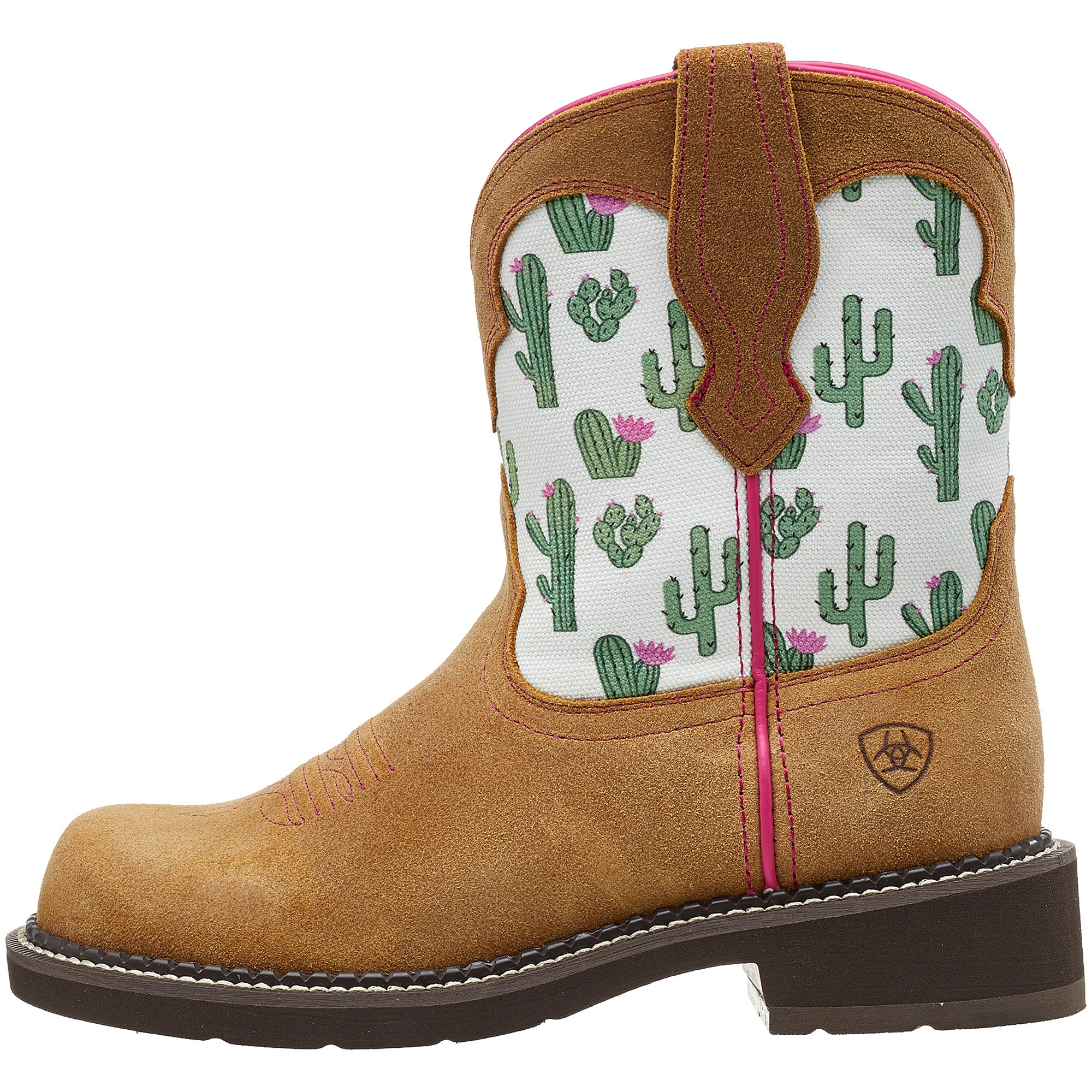603a100e0dc Ariat Fatbaby Heritage Cactus Women's Cowboy Boots - Riding Warehouse