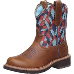 Ariat Fatbaby Heritage Vivid Womens Cowboy Boots