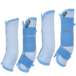 Horseware Amigo Horse Flyboots/Leg Wraps Set of 4