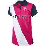 Ariat Girls Team Taryn Polo Shirt