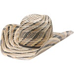American Hat Co 5600 Multicolored Straw Cowboy Hat