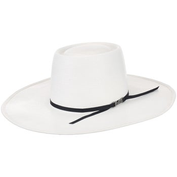 076e8d2b67f American Hat Co 5604 Flat Brim Vaquero Straw Cowboy Hat - Riding Warehouse