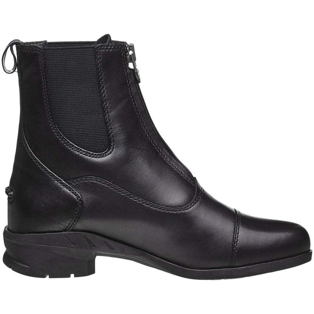 fa02c1018a1 Ariat Women's Heritage IV Zip Paddock Boots - Black - Riding Warehouse