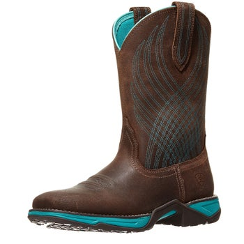 213623dd186 Ariat Anthem Java Square Toe Women's Cowboy Boots - Riding Warehouse