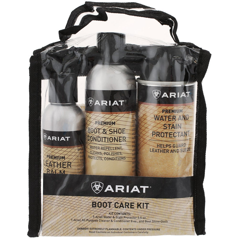 Ariat Leather Boot Care Kit