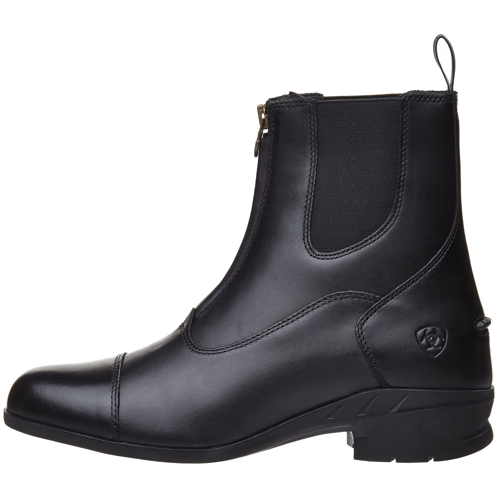 Ariat Men S Heritage Iv Zip Paddock Boots Black Riding