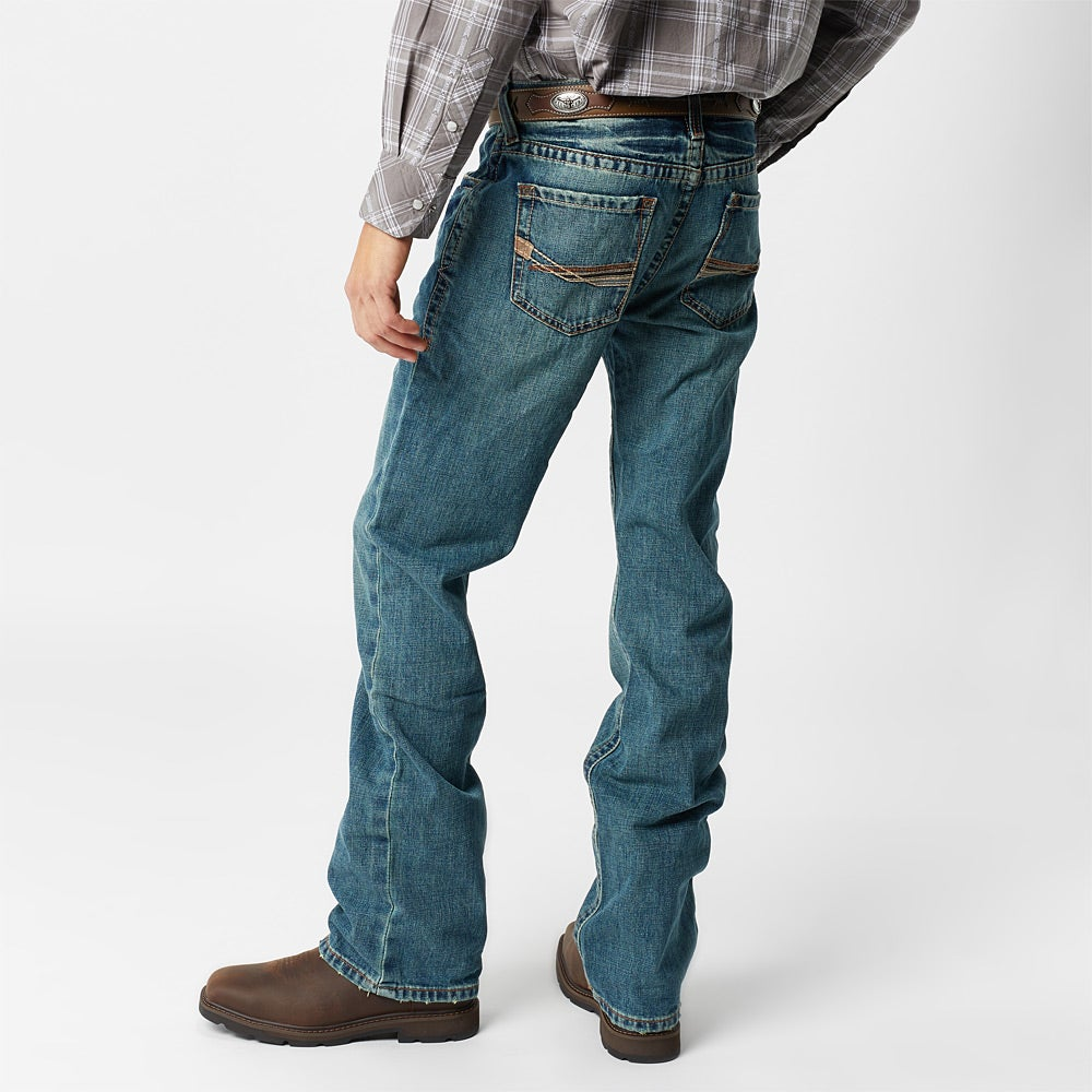 Mens Jeans Relaxed Fit