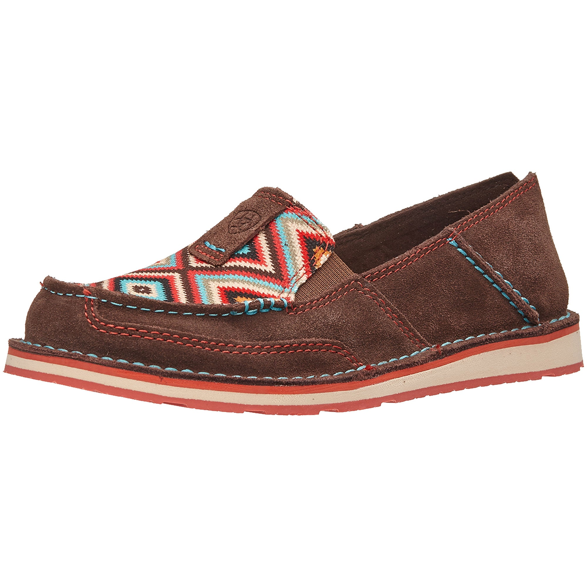 d7d758011437 Ariat Western Cruiser Women's Shoes Pastel Aztec Print - Riding ...