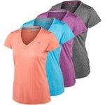 Ariat Womens Jersey Laguna V-Neck T-Shirt