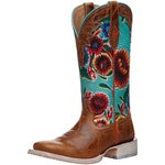 Ariat Womens Circuit Champion Western Cowboy Boots