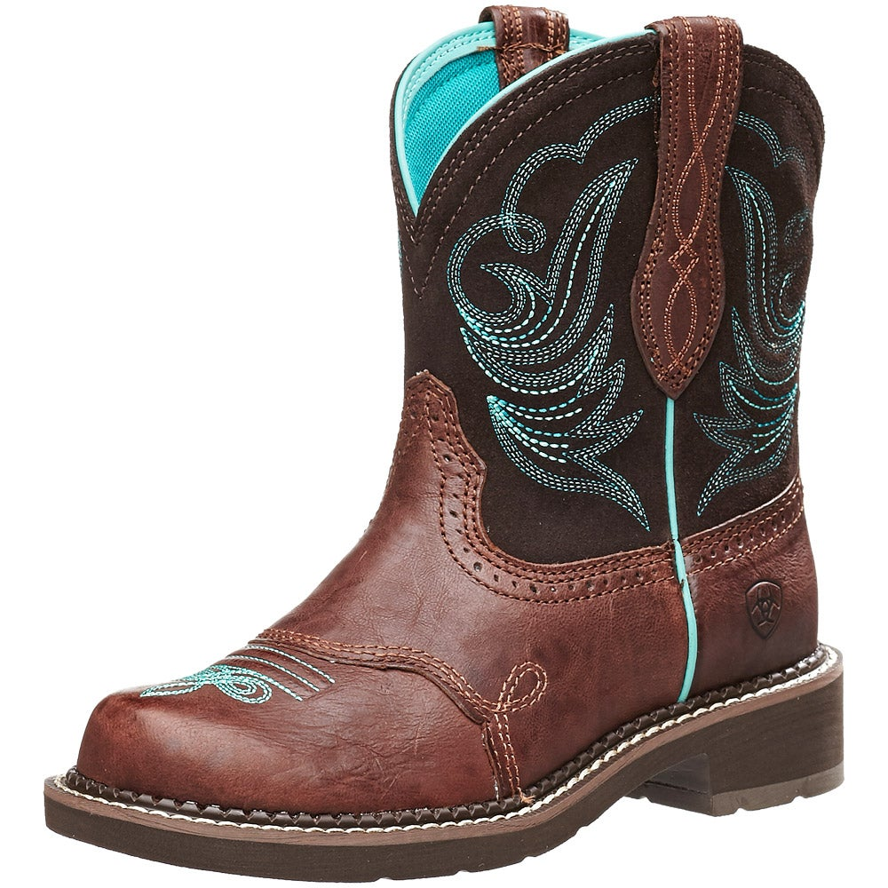 Ariat Fatbaby Heritage Dapper Women S Cowboy Boots