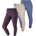 Ariat Womens Heritage Elite Kneepatch Breeches