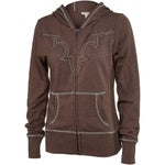 Ariat Womens Lulu Zip Up Western Hoodie Sweatshirt