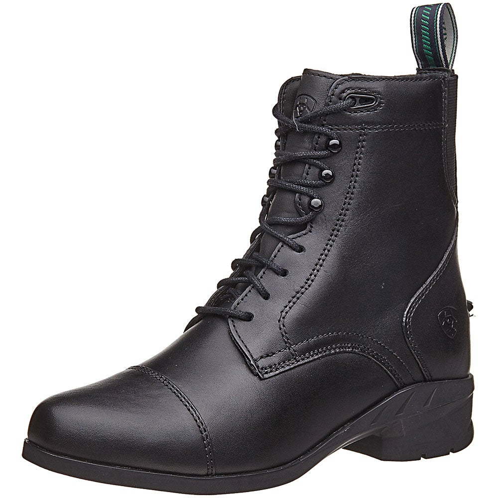 Ariat Women S Heritage Iv Lace Paddock Boots Black