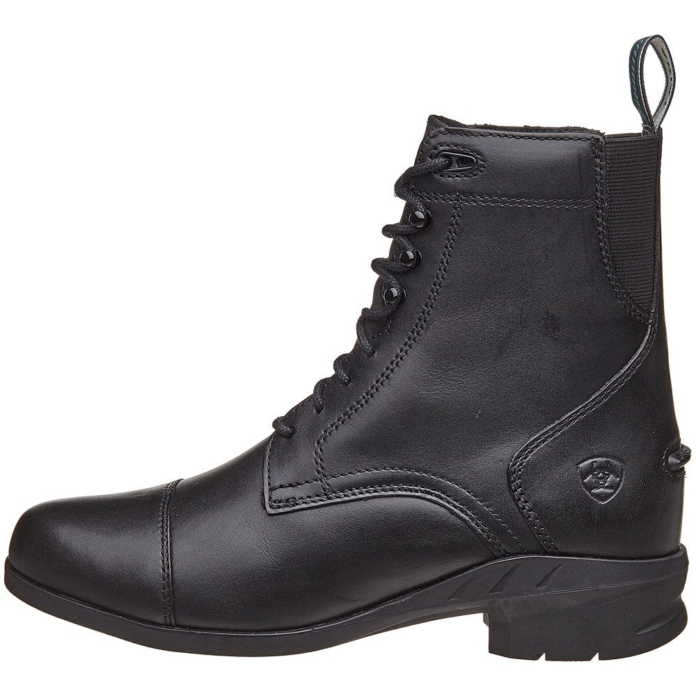 d7312127b06 Ariat Women's Heritage IV Lace Paddock Boots - Black - Riding Warehouse