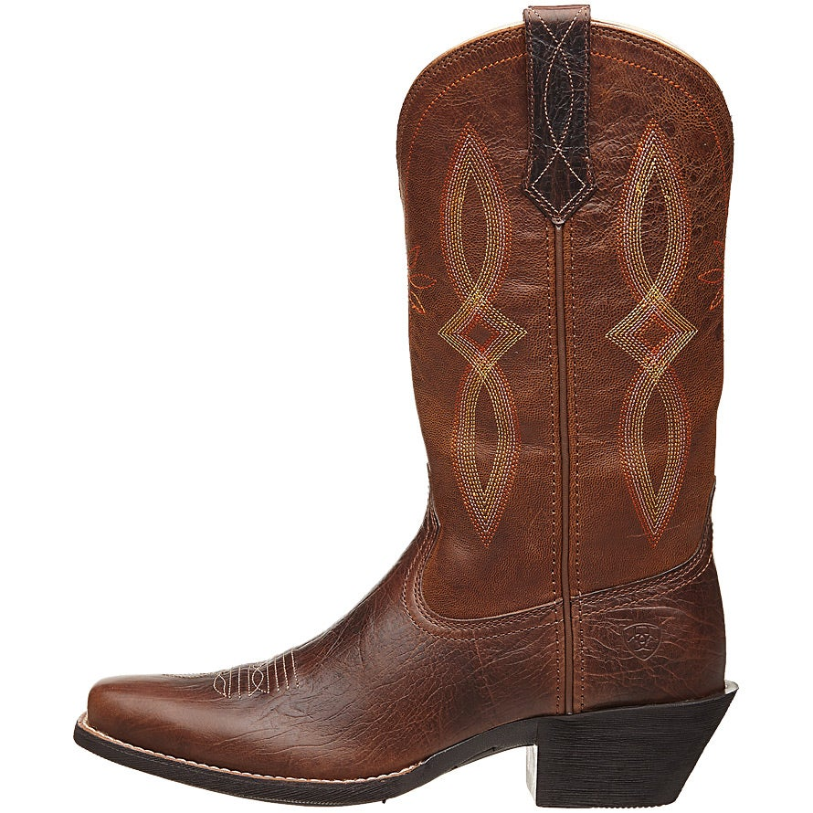 ariat up square toe ii s cowboy boots