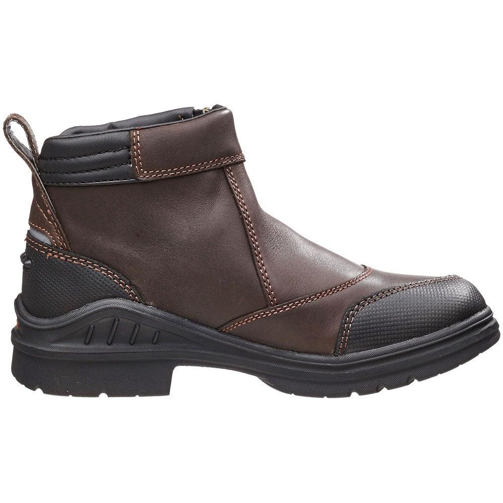 Ariat Barnyard Side Zip Paddock Women&39s Boots
