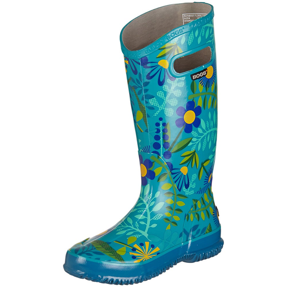 Amazing Home Bogs Casual Boots Bogs Women S North Hampton Floral Rain Boot Sku