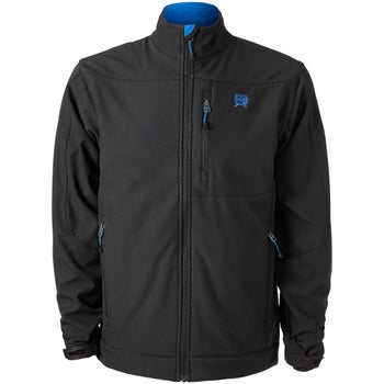 f01f185a6bf Cinch Men s Logo Bonded Jacket w Concealed Carry Pocket - Riding Warehouse
