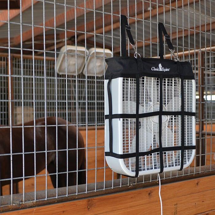 Box Fan Bag Holder Stall Hanger
