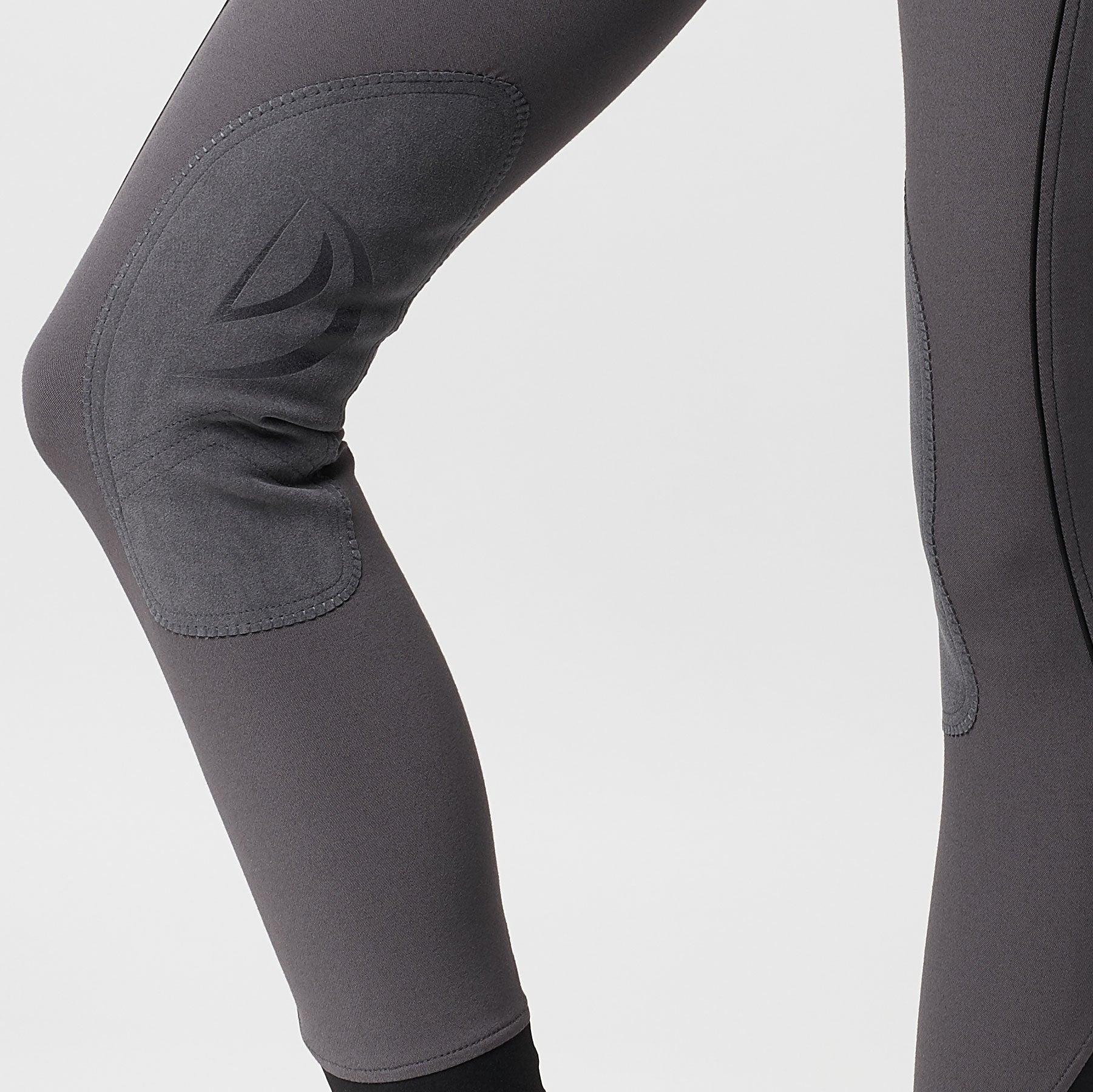 Devon Aire Signature Madrid Woven Knee Patch Breeches
