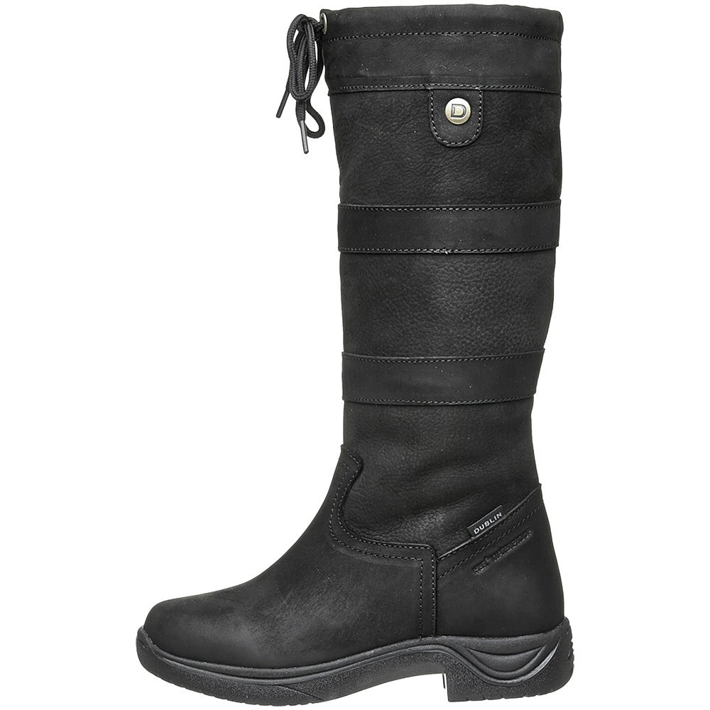 dublin river s boots black