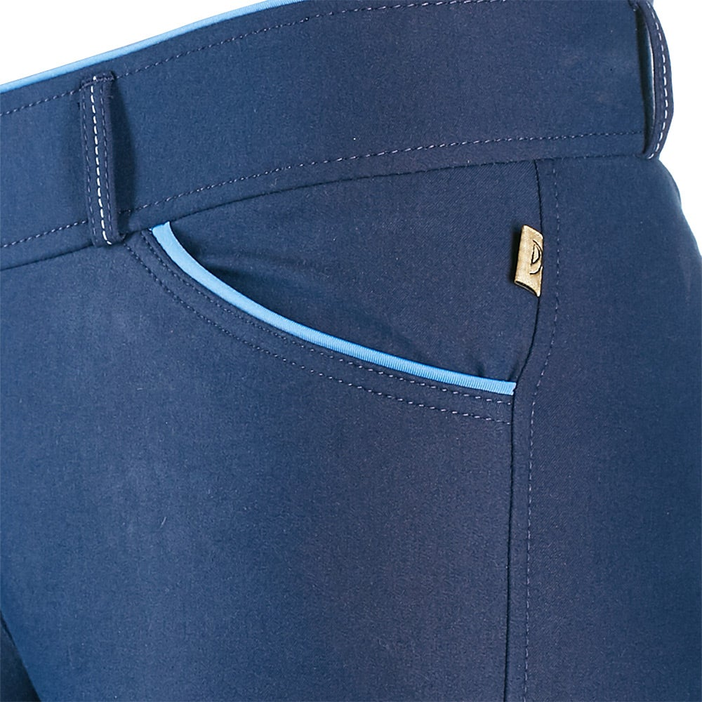 Devon Aire Signature Knee Patch Breeches