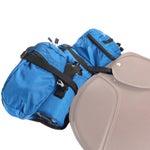 EasyCare Stowaway Deluxe Pommel Pack Saddlebag