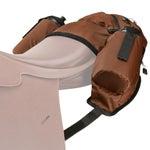 EasyCare Stowaway English Cantle Pack Saddlebag