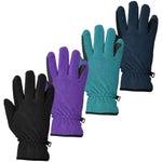 EquiStar Ladies Fleece Winter Riding Gloves