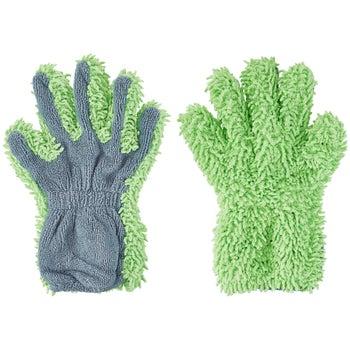 ecp groomtex microfiber grooming glove 2 pack