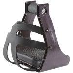 E-Z Ride Endurance Stirrups - Nylon/Safety Cages