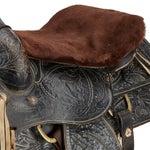 ECP Western Sheepskin Seat Saver Cushion