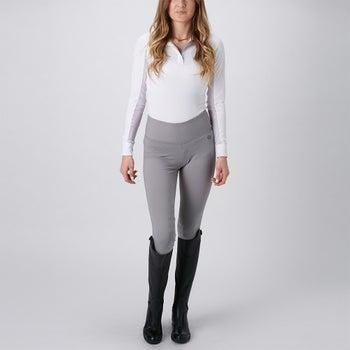 f6a94a682 Horze Women s Juliet HyPer Flex Knee Patch Tights - Riding Warehouse