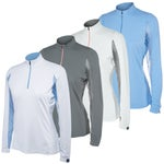 Irideon CoolDown IceFil Long Sleeve Womens Jersey Top
