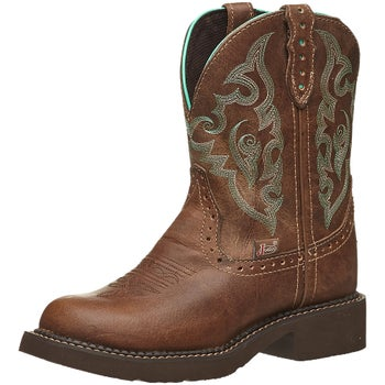 c8eeb657e414 Justin Gypsy Tan Women s Western Cowboy Boots - Riding Warehouse