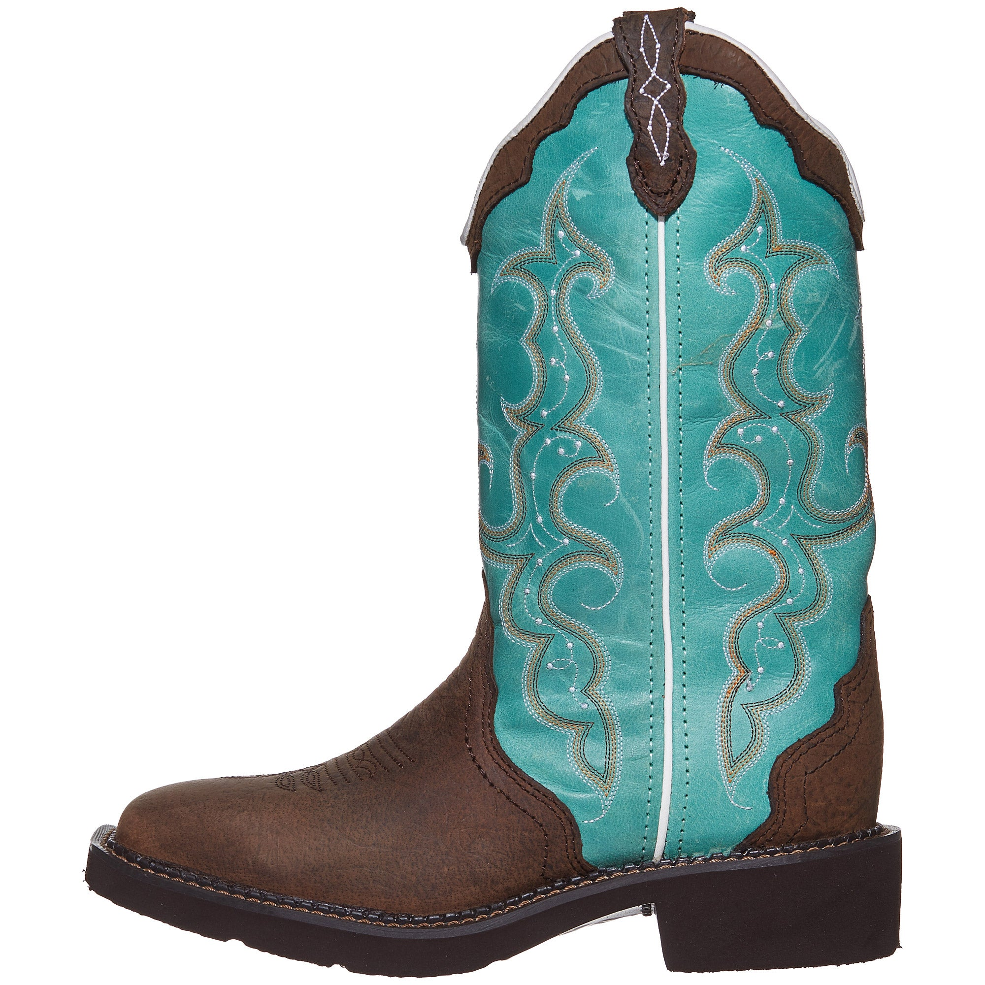 27b2d94935f Justin Gypsy Raya Turquoise Women's Cowboy Boots - Riding Warehouse
