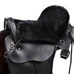 JMS Endurance/Western Sheepskin Saddle Cushion - Std