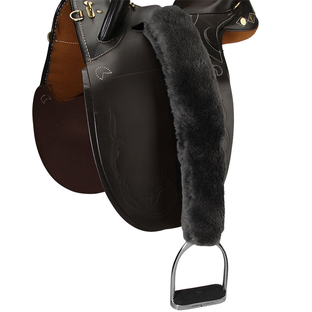 Jms Sheepskin 1 Quot Stirrup Leather Covers Pair