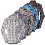 Kerrits Spring Breeze IceFil Long Sleeve Print Shirt