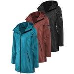 Kerrits Womens Fall Free Rein Trench Coat Jacket
