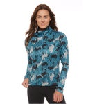 Kerrits Fall Horse Sense 1/2 Zip Long Sleeve Top/Shirt
