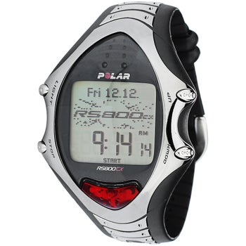 Polar Equine Heart Rate Monitor Kit RS800CX GPS